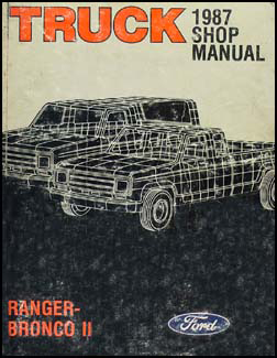 ford bronco 2 repair manual pdf