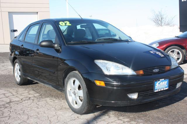 2002 ford focus zts owners manual