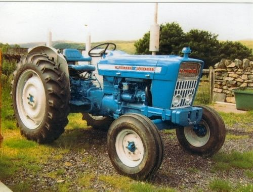 ford 4000 owners manual free