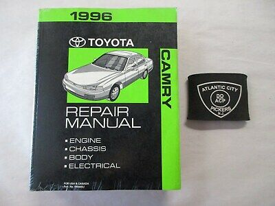 1993 toyota camry service manual