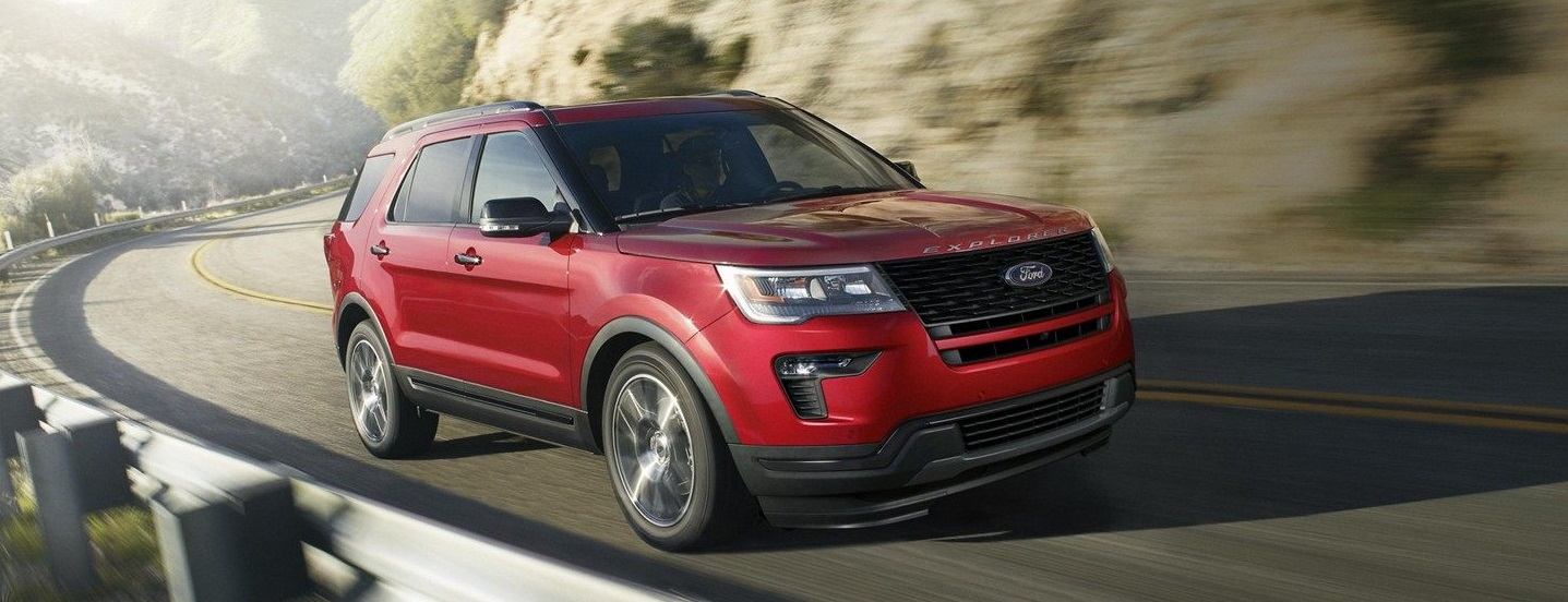 2019 ford explorer owners manual