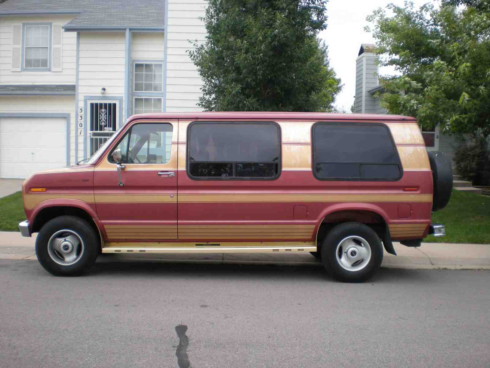 1990 ford econoline e350 owners manual
