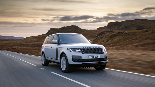 2019 range rover owners manual