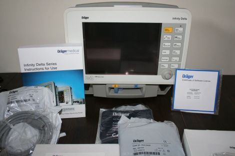 drager infinity gamma xl service manual