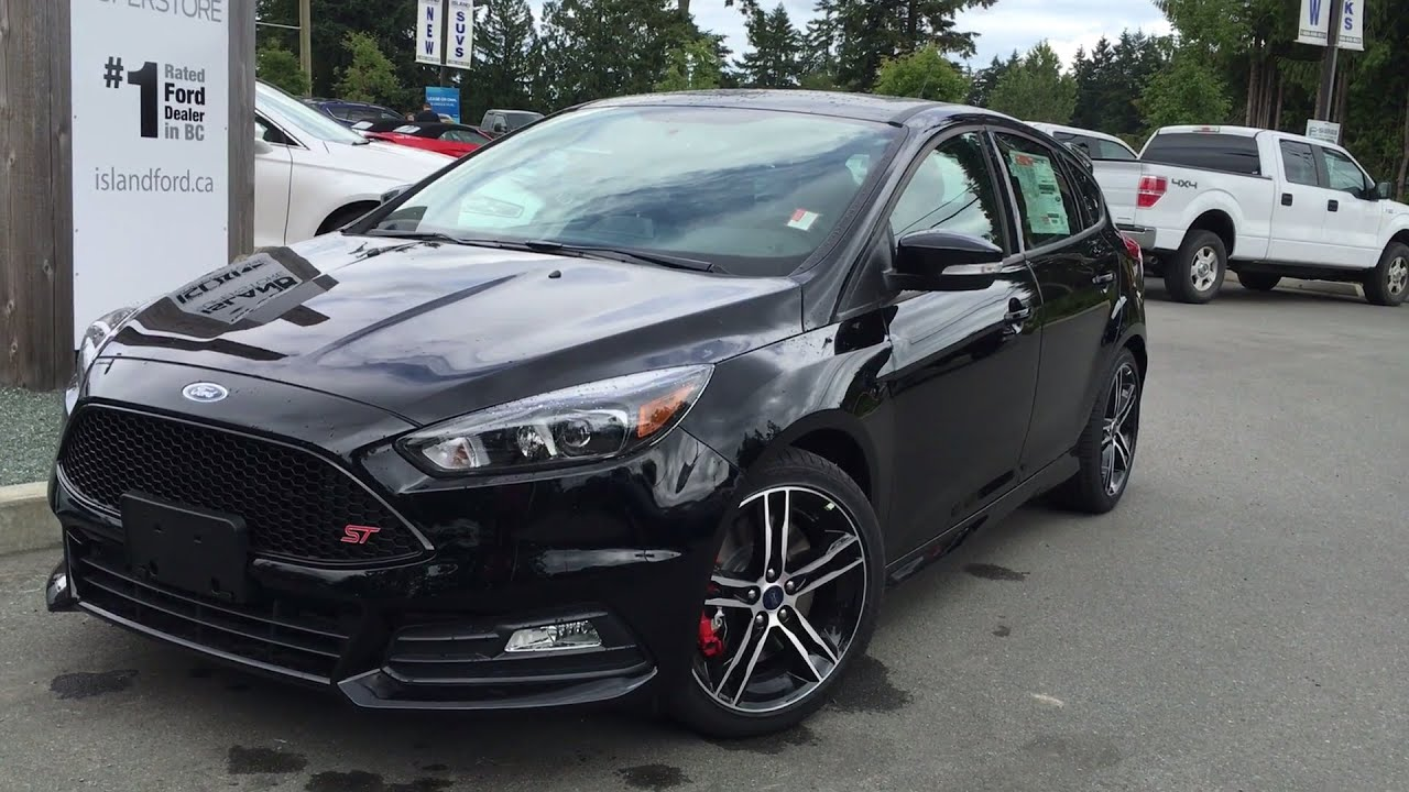 2017 ford focus st owners manual