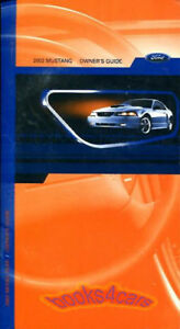 2002 mustang gt owners manual