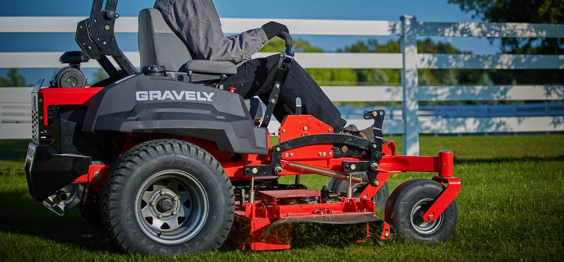 gravely zero turn mower service manual